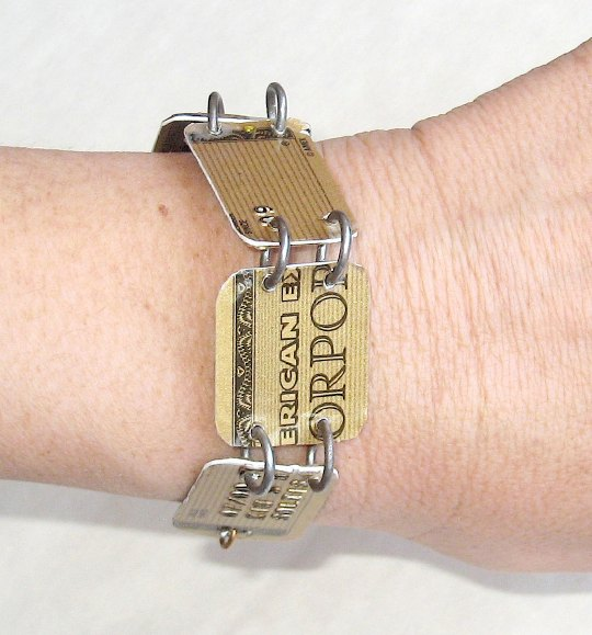 Your new credit card bracelet