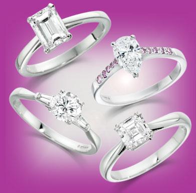 تختاري الخاتم المناسب